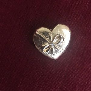 Valentines Heart Pin